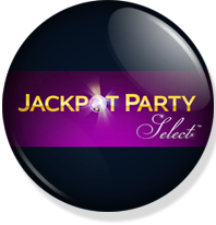 Jackpot Party Select Logo