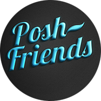 PoshFriends Logo