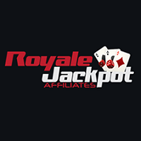 Royale Jackpot Affiliates Logo