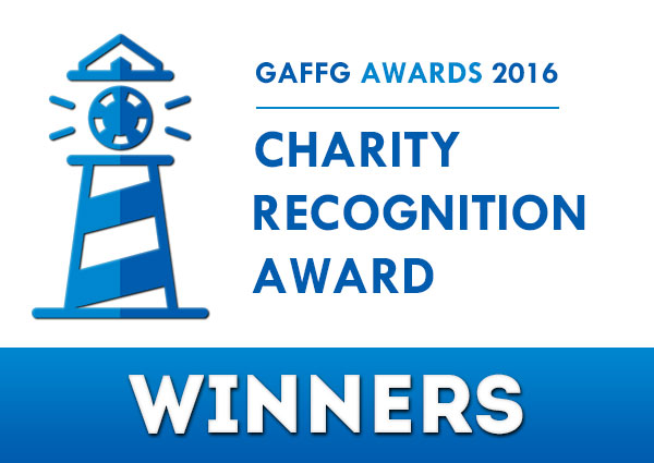 charity recognition award 2016 awards winners