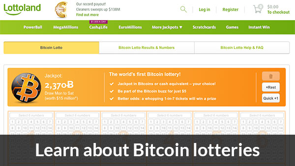 bitcoin lottery affiliate programs