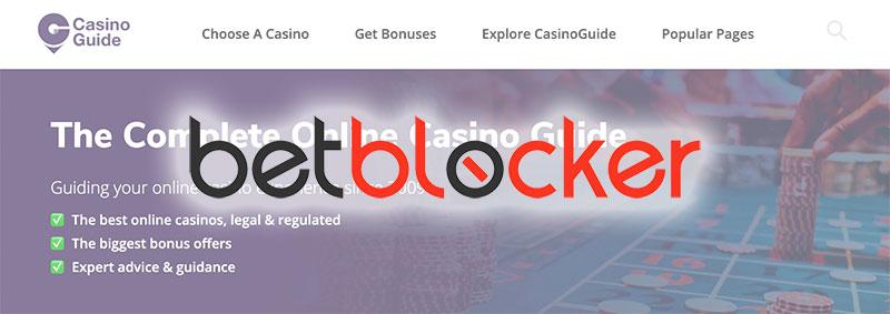 casinoguide betblocker sponsor