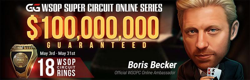 GG WSOP $100,000,000 Super Circuit