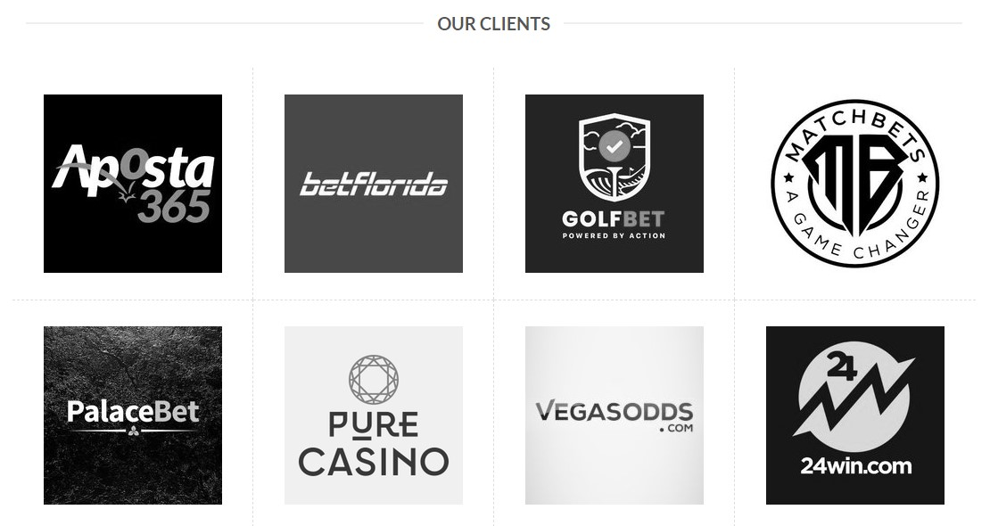 gambling invest clients