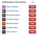 askgamblers call to action