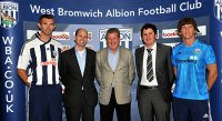 bodog west bromwich albion kit signing