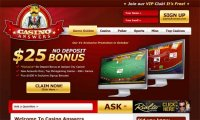 casinoanswers screenshot