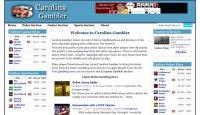carolina gambler affiliate screenshot