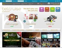 betcruise screenshot