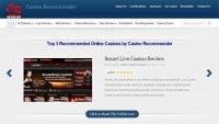 casinorecommender new screenshot