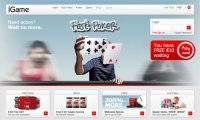 fast poker igame screenshot