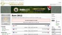 betcruise euro 2012