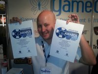 martyn beacon 3peat gaffg awards winner