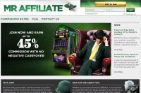 mr affiliate screenshot