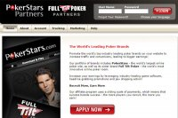 pokerstars partners screenshot