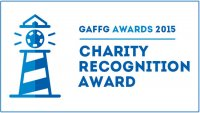 gaffg awards charity recognition award 2015